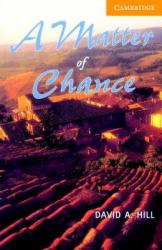 CER 4. Matter of Chance (with Audio CD Pack) - фото обкладинки книги
