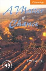 CER 4. Matter of Chance (with Downloadable Audio) - фото обкладинки книги