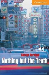 CER 4. Nothing but the Truth (with Downloadable Audio) - фото обкладинки книги