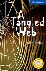 CER 5. A Tangled Web (with Audio CD Pack) - фото обкладинки книги