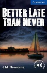CER 5. Better Late Than Never (with Downloadable Audio) - фото обкладинки книги