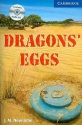 CER 5. Dragons' Eggs (with Audio CD Pack) - фото обкладинки книги