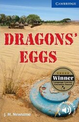 CER 5. Dragons' Eggs (with Downloadable Audio) - фото обкладинки книги
