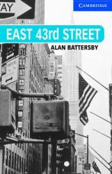 CER 5. East 43rd Street (with Audio CD Pack) - фото обкладинки книги
