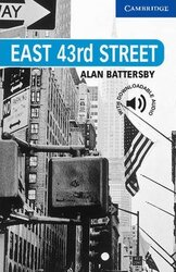 CER 5. East 43rd Street (with Downloadable Audio) - фото обкладинки книги
