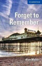 CER 5. Forget to Remember (with Downloadable Audio) - фото обкладинки книги