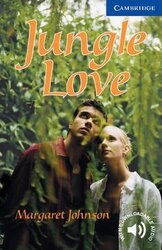 CER 5. Jungle Love (with Downloadable Audio) - фото обкладинки книги