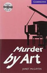 CER 5. Murder by Art (with Audio CD Pack) - фото обкладинки книги