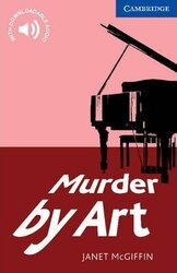 CER 5. Murder by Art (with Downloadable Audio) - фото обкладинки книги
