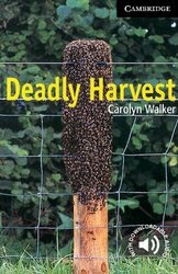 CER 6. Deadly Harvest (with Downloadable Audio) - фото обкладинки книги