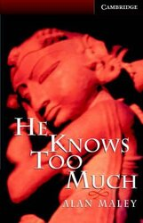 CER 6. He Knows Too Much (with Audio CD Pack) - фото обкладинки книги