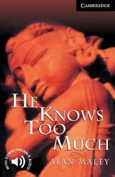 CER 6. He Knows Too Much (with Downloadable Audio) - фото обкладинки книги
