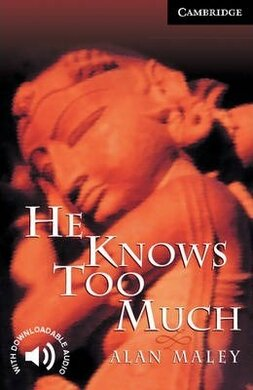 CER 6. He Knows Too Much (with Downloadable Audio) - фото книги