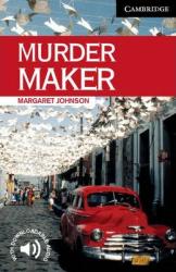 CER 6. Murder Maker (with Downloadable Audio) - фото обкладинки книги