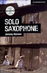 CER 6. Solo Saxophone (with Audio CD Pack) - фото обкладинки книги