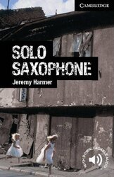 CER 6. Solo Saxophone (with Downloadable Audio) - фото обкладинки книги