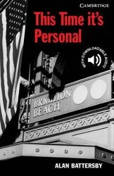 CER 6. This Time it's Personal (with Downloadable Audio) - фото обкладинки книги