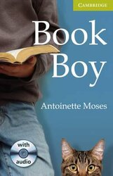 CER Starter. Book Boy (with Audio CD Pack) - фото обкладинки книги