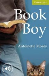 CER Starter. Book Boy (with Downloadable Audio) - фото обкладинки книги