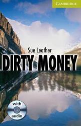 CER Starter. Dirty Money (with Audio CD Pack) - фото обкладинки книги