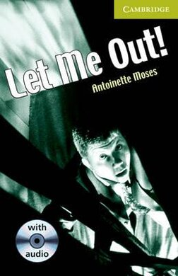 CER Starter. Let Me Out! (with Audio CD Pack) - фото книги