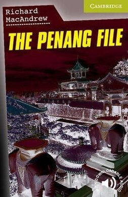 CER Starter. The Penang File (with Audio CD Pack) - фото книги