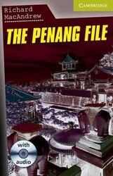 CER Starter. The Penang File (with Audio CD Pack) - фото обкладинки книги