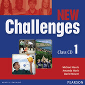 Challenges NEW 1 Class CDs (3) adv (аудіодиск) - фото обкладинки книги