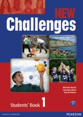 Challenges NEW 1 Student's Book (підручник) - фото обкладинки книги
