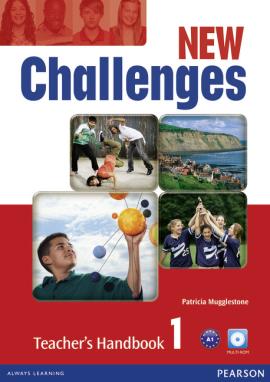 Challenges NEW 1 Teacher's Handbook + Multi-ROM (книга вчителя) - фото книги