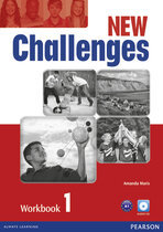 Посібник Challenges NEW 1 Workbook+CD-Rom