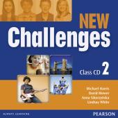 Challenges NEW 2  Class CDs (3) adv (аудіодиск) - фото обкладинки книги