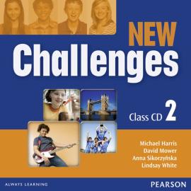 Challenges NEW 2  Class CDs (3) adv (аудіодиск) - фото книги