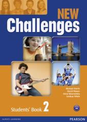 Challenges NEW 2 Student's Book (підручник) - фото обкладинки книги