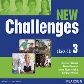 Challenges NEW 23 Class CDs (3) adv (аудіодиск) - фото обкладинки книги