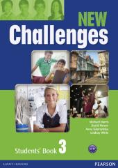 Challenges NEW 3 Student's Book (підручник) - фото обкладинки книги