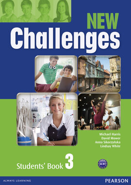 Challenges NEW 3 Student's Book (підручник) - фото книги