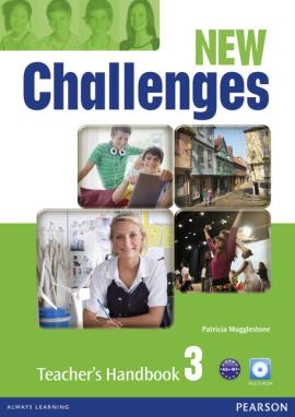 Challenges NEW 3 Teacher's Handbook + Multi-ROM (книга вчителя) - фото книги