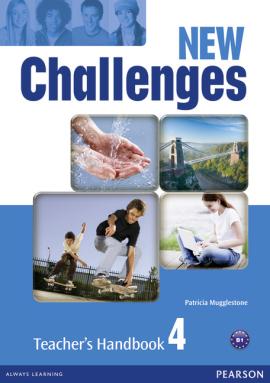 Challenges NEW 4 Teacher's Handbook (книга вчителя) - фото книги
