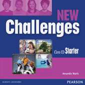 Challenges NEW Starter  Class CDs (2) adv (аудіодиск) - фото обкладинки книги