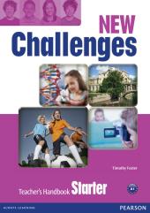 Challenges NEW Starter Teacher's Book (книга вчителя) - фото обкладинки книги