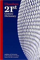 Chambers 21st Century Dictionary - фото обкладинки книги