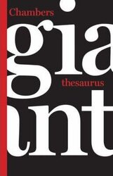 Chambers Giant Thesaurus