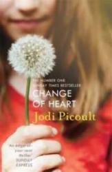 Change of Heart - фото обкладинки книги