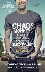 Chaos Monkeys: Inside the Silicon Valley Money Machine - фото обкладинки книги