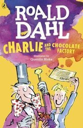 Charlie and the Chocolate Factory - фото обкладинки книги