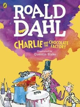 Charlie and the Chocolate Factory (Colour Edition) - фото книги