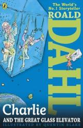 Charlie and the Great Glass Elevator - фото обкладинки книги