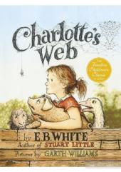 Charlotte's Web - фото обкладинки книги
