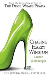 Chasing Harry Winston - фото обкладинки книги